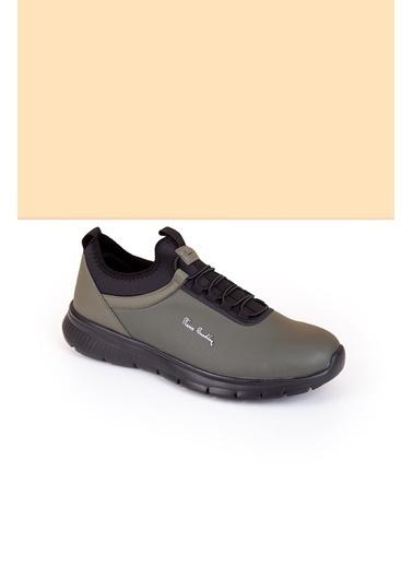 Pierre Cardin Ayakkabı Haki